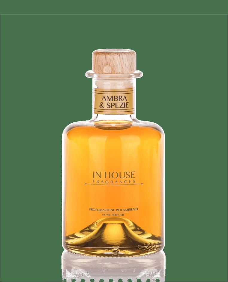 Ambra & Spezie - Diffusore 200ml - In House Fragrances