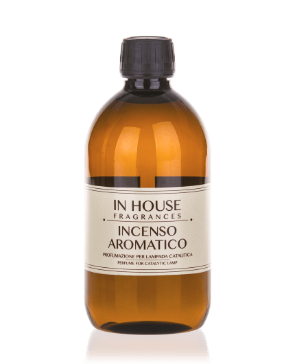 Incenso Aromatico - Catalytic Refill 500 ml - In House Fragrances