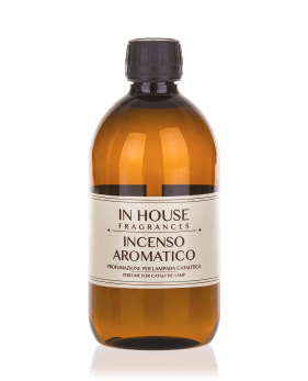 Incenso Aromatico - Ricarica Catalitica 500 ml - In House Fragrances