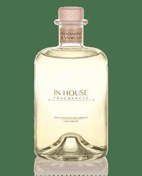 Mandarino & Vaniglia - Diffusore 500 ml - In House Fragrances