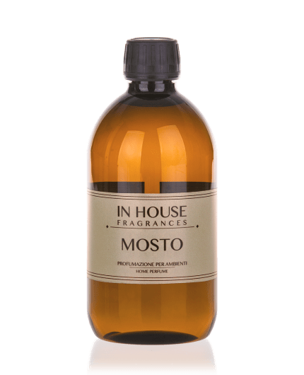 Mosto - Ricarica Profumo 500 ml - In House Fragrances