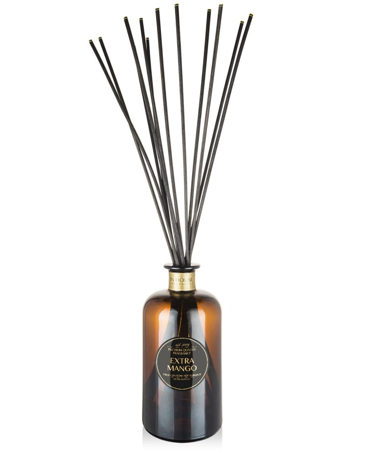 Extra Mango - Diffusore vetro 500ml midollini - In House Fragrances Premium