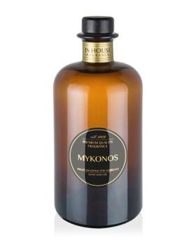 Mykonos - Diffusore vetro 500ml - In House Fragrances Premium