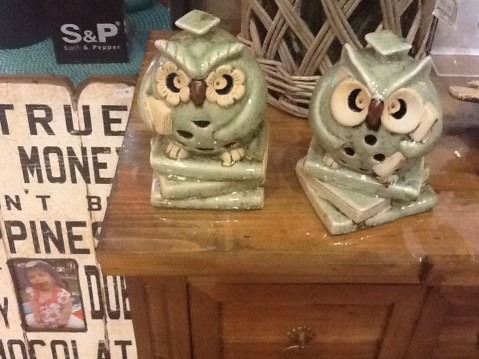 Owl bookends $29.95 pair