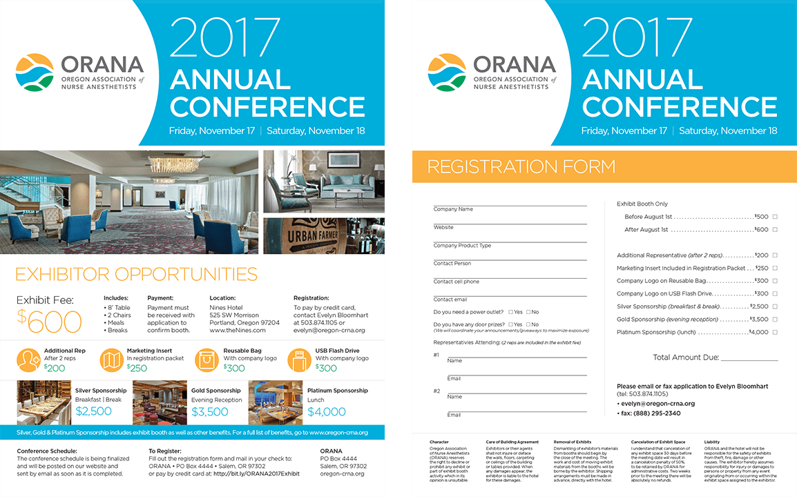 conference flyer examples ideal vistalist co brochure design