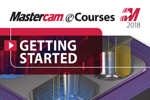 Mastercam Online Video eCourses | In-House Solutions