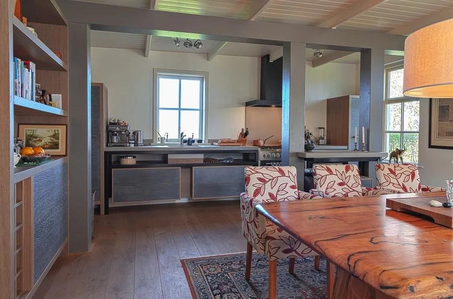Keuken Boerderij  INhout