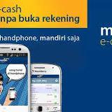 penipuan kedok mandiri e-cash