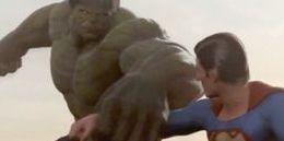 Superman vs Hulk - The-Fight, veja no Iniciativa Nerd