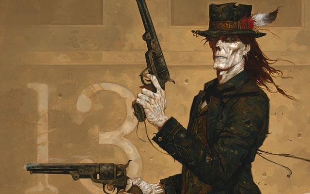 Deadlands: um RPG de faroeste com cowboys, magia e zumbis!