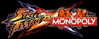 Street Fighter Monopoly no Iniciativa Nerd