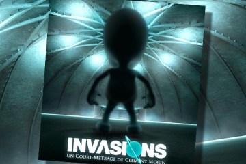 Invasions: um divertido curta animado de outro mundo!