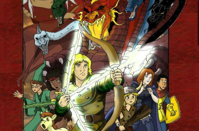 Caverna do Dragão lançado oficialmente no Brasil!
