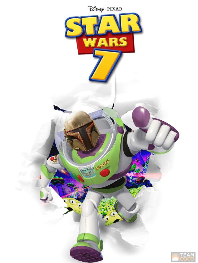 Toy Story Boba Fett