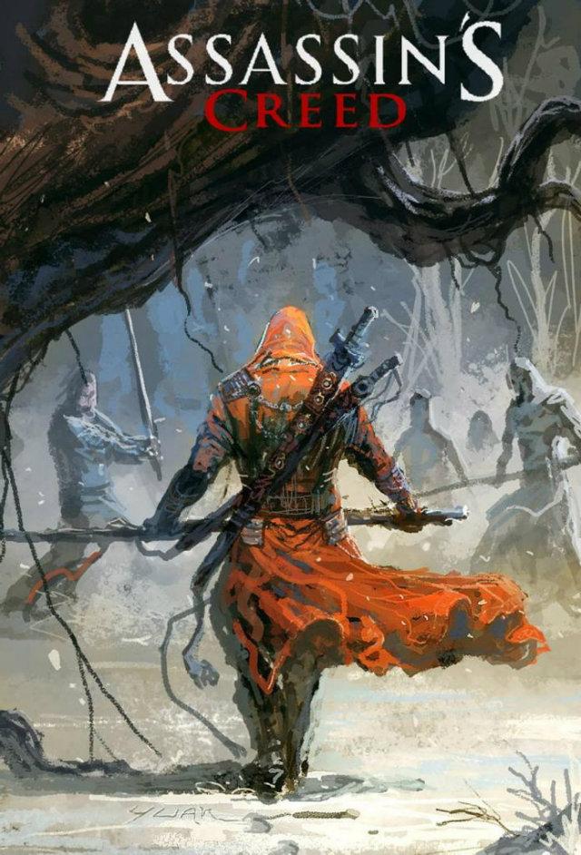 Assassin's Creed IV na China Medieval