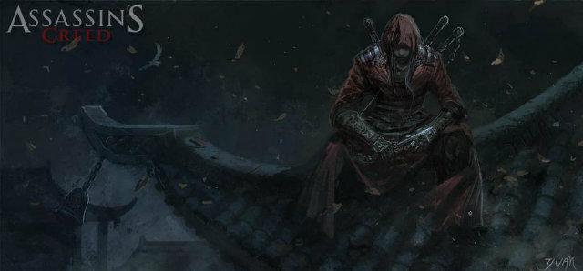 E se o próximo Assassin's Creed IV fosse ambientado na China?