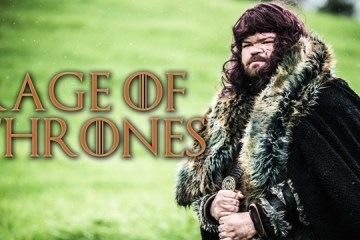 Axis of Awesome: sátira rock n roll de Game of Thrones
