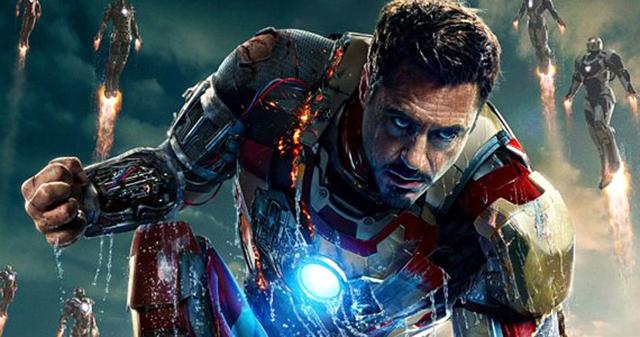 Robert Downey Jr. não fará Homem de Ferro 4 mas vem para Vingadores 2 e 3
