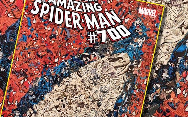 Marvel faz mais uma mudança no Homem-Aranha