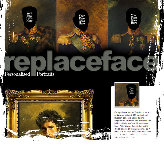 replace face