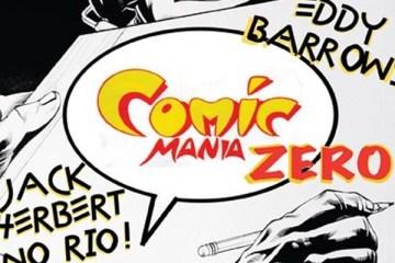 ComicMania Zero! Evento de quadrinhos e ilustração