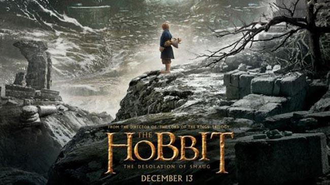 O Hobbit - A Desolação de Smaug tem poster divulgado!