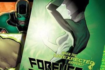 Novos 52 A Primeira Lanterna Verde Oficial da Terra