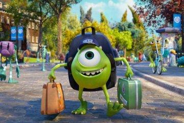 Universidade Monstros: voltando às aulas