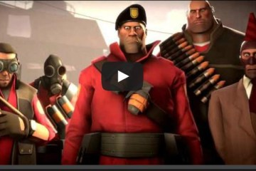 Paródia de Mulan usa Team Fortress 2