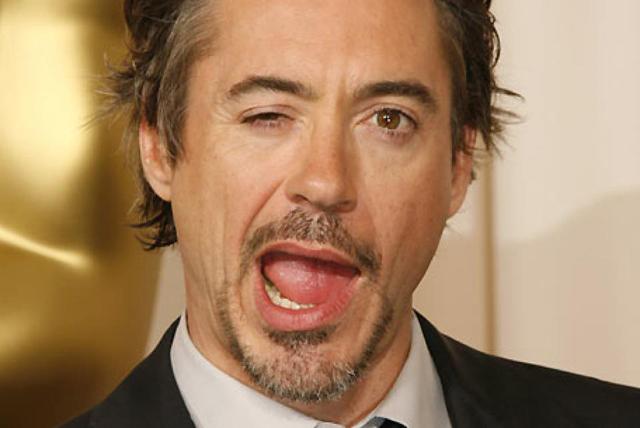 Robert Downey Jr é o ator mais bem pago de Hollywood