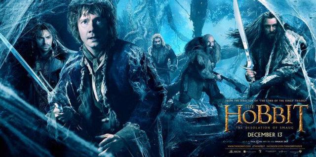 O Hobbit: A Desolação de Smaug libera novo trailer