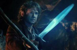Espada de Bilbo ganha vida e ferroa de verdade!