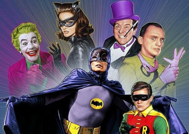 Curiosidades sobre o seriado de TV Batman