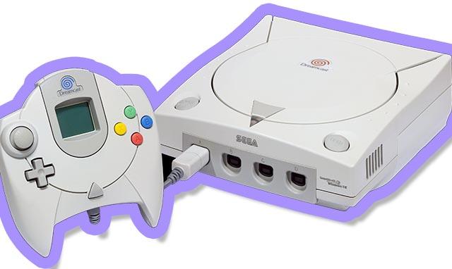 Curiosidades do Dreamcast
