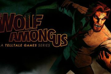 The Wolf Among Us as fábulas chegam aos games