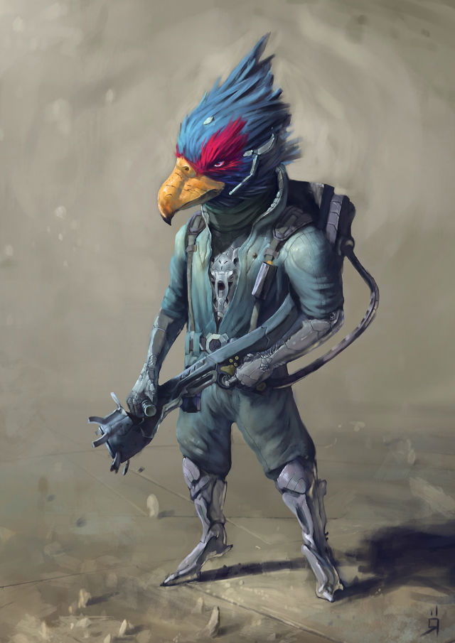 falco____by_oaromer-d6u18c7