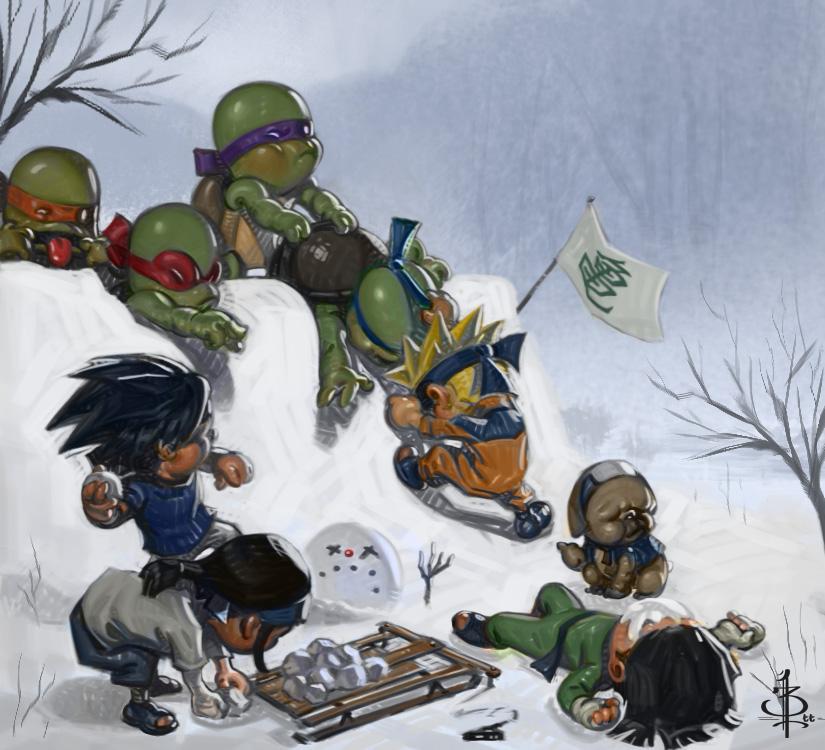 ninja_battle_by_funkymonkey1945-d3dy7h2
