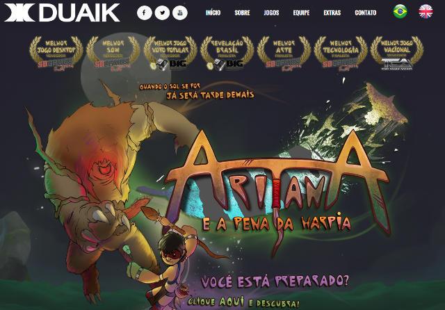 aritana-site