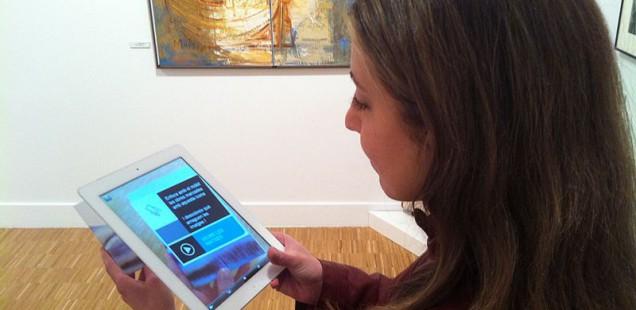 Realidad aumentada en el Museo de Mataró