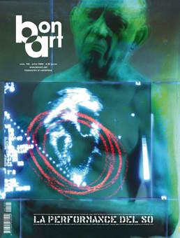 Portada del último número de la revista Bon Art
