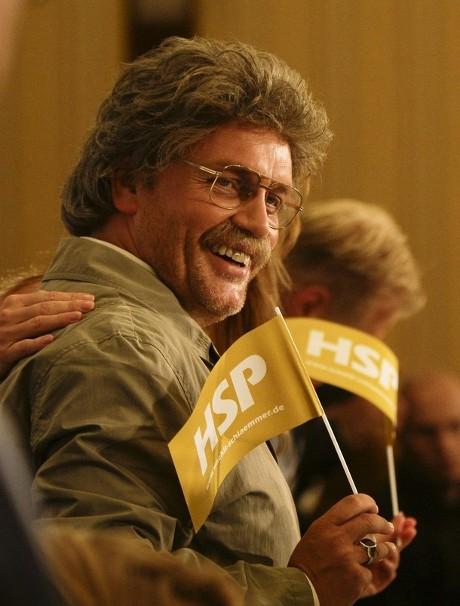 Horst Schlämmer en las elecciones alemanas