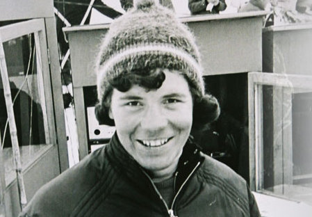 Fotografía de Erik(a) tomada del documental