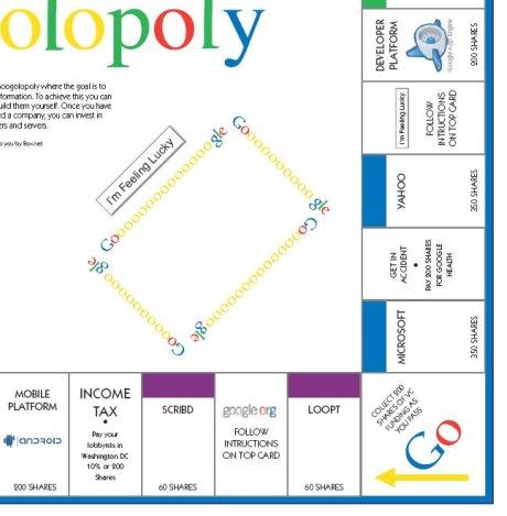 Imagen del juego Googolopoly
