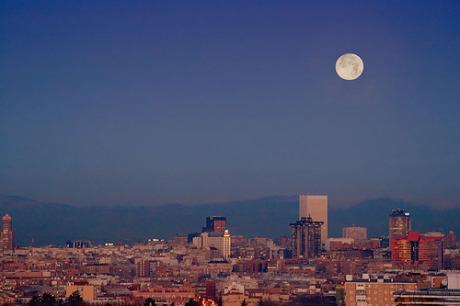 Foto Madrid se despierta de Cuellar