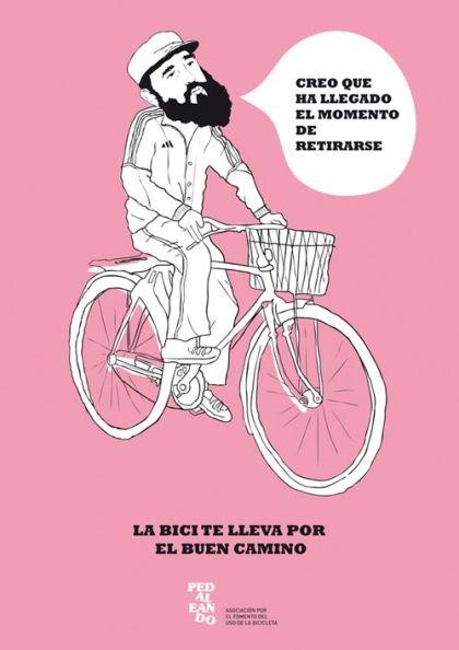 Cartel para Young Creatives Press 2008 de Silvia y Mariano de Tiempo/BBDO