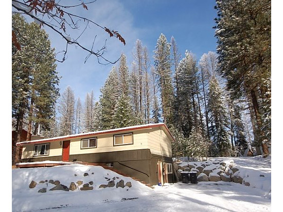 Payette River Cabin  McCall Idaho vacation cabin rental