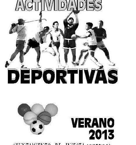 portada deportes verano