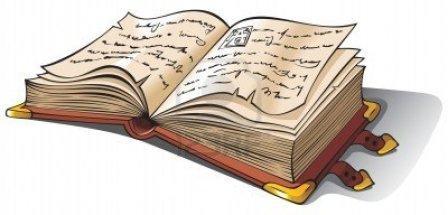 biblioteca libro abierto