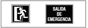 salida emergencia