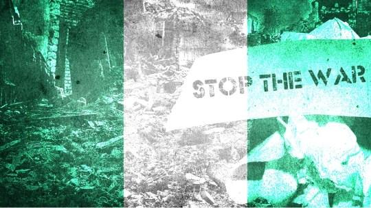 war in nigeria